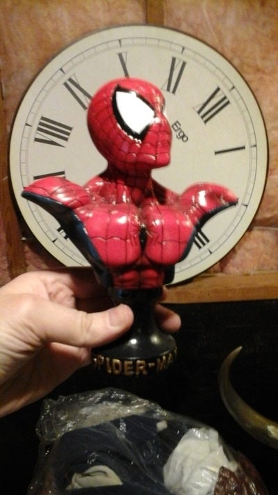 Spider-man Mini Bust